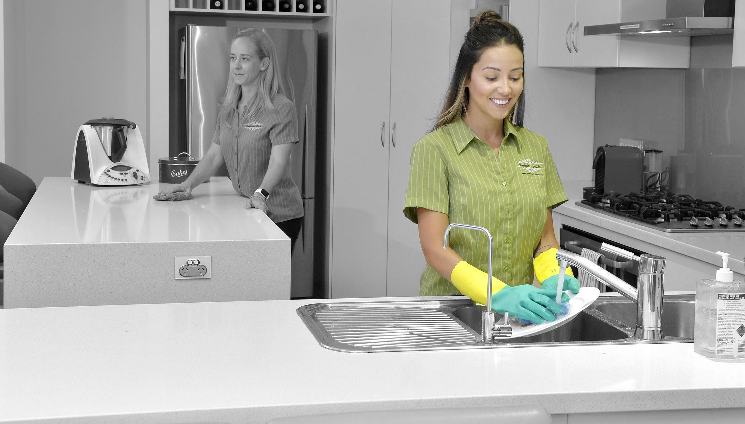 Perth's Premier Domestic Cleaning &    Housekeeping Professionals